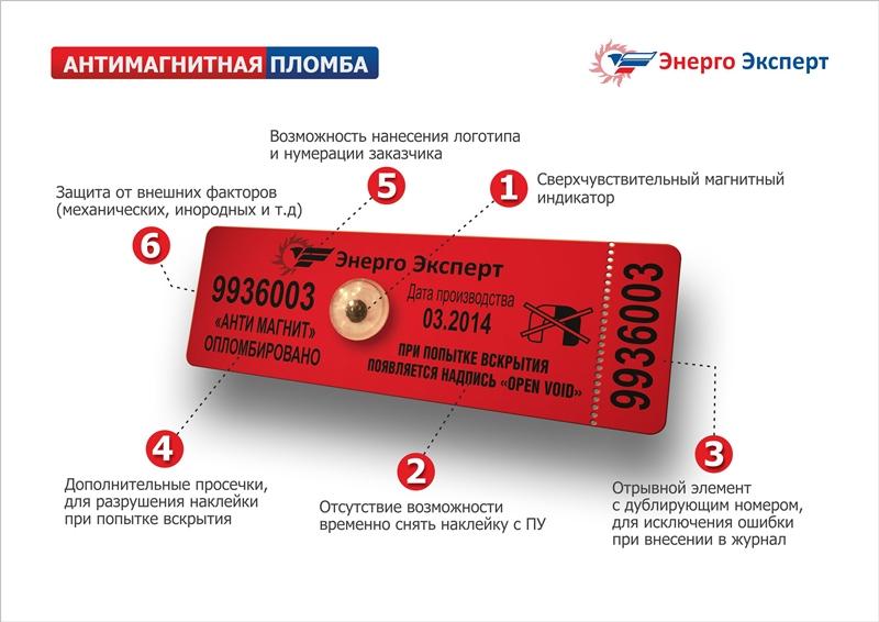 Образец Акта о Снятии Пломбы с Электросчетчика